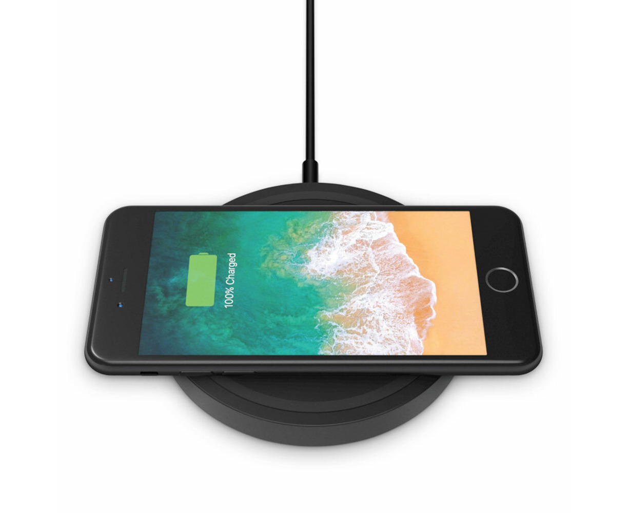Belkin Wireless Charging Pad | Gifts for Dad | Beanstalk Mums