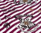 Harry Potter Muggles Single Bed Duvet Cover Set - Multi 6