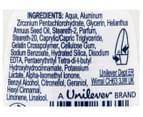 Rexona Invisible Dry Black+White Antiperspirant Deodorant Roll-On 50mL 2