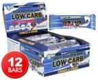 12 x BSc High Protein Low Carb Bar Cookies & Cream 60g 1