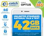 Catch Connect 365 Day Mobile Plan - 42GB 1