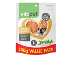 Vitapet Jerhigh Value Pack Chicken Tenders 200g 1