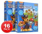 2 x Park Avenue Paw Patrol Character Cookies 8pk 1