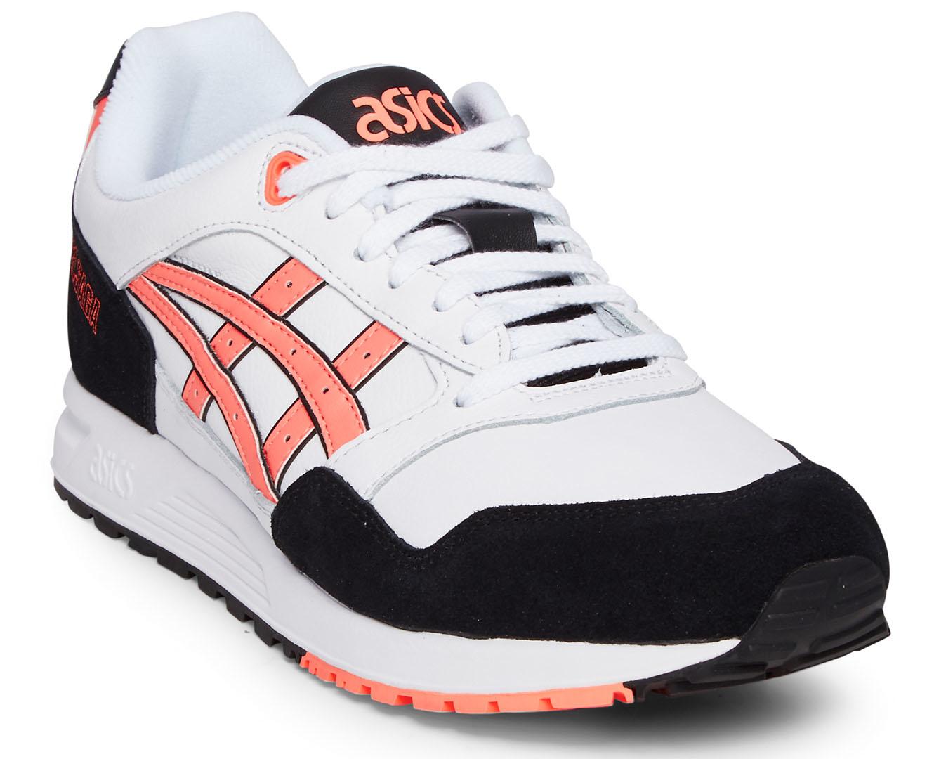 Men's Tiger Gel Shoe Whitesun Details Coral About Asics Saga lJTFKc13