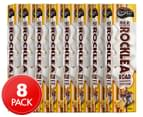 8 x Darrell Lea Rocklea Road Honeycomb Milk Chocolate 145g 1