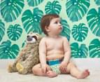 Bambino Mio Baby Miosolo All-In-One Reusable Nappy - Swinging Sloth 3