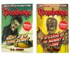 Goosebumps 10-Book Set 7