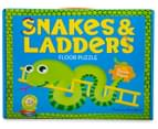 Five Mile Snakes & Ladders Floor Puzzle 1