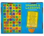 Five Mile Snakes & Ladders Floor Puzzle 2