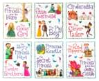 Miles Kelly Princess Storybook Collection 20-Book Box Set 3
