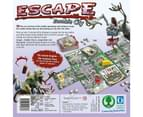 ESCAPE Zombie City Board Game 3