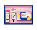 Etude House Colorful Drawing Special Launching Kit Set (Dear My Blooming Lips + Blusher + Eyeshadow Palette) 1
