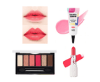 Etude House Colorful Drawing Special Launching Kit Set (Dear My Blooming Lips + Blusher + Eyeshadow Palette) 2