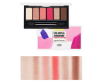 Etude House Colorful Drawing Special Launching Kit Set (Dear My Blooming Lips + Blusher + Eyeshadow Palette) 3