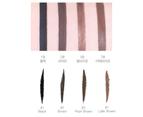 TonyMoly Back Gel Eyeliner #7 Latte Brown - Smudge Proof Long Brush Eye Liner *Tony Moly Best Seller*4g 5