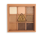 3CE Mood Recipe Multi Eye Color Palette #Plot Twist - Eye Shadow Eyeshadow 3 Concept Eyes 1
