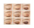 3CE Mood Recipe Multi Eye Color Palette #Plot Twist - Eye Shadow Eyeshadow 3 Concept Eyes 6
