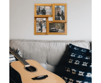 4 Picture Photo Frame | M&W 5