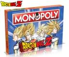 Monopoly Dragon Ball Z Edition 1