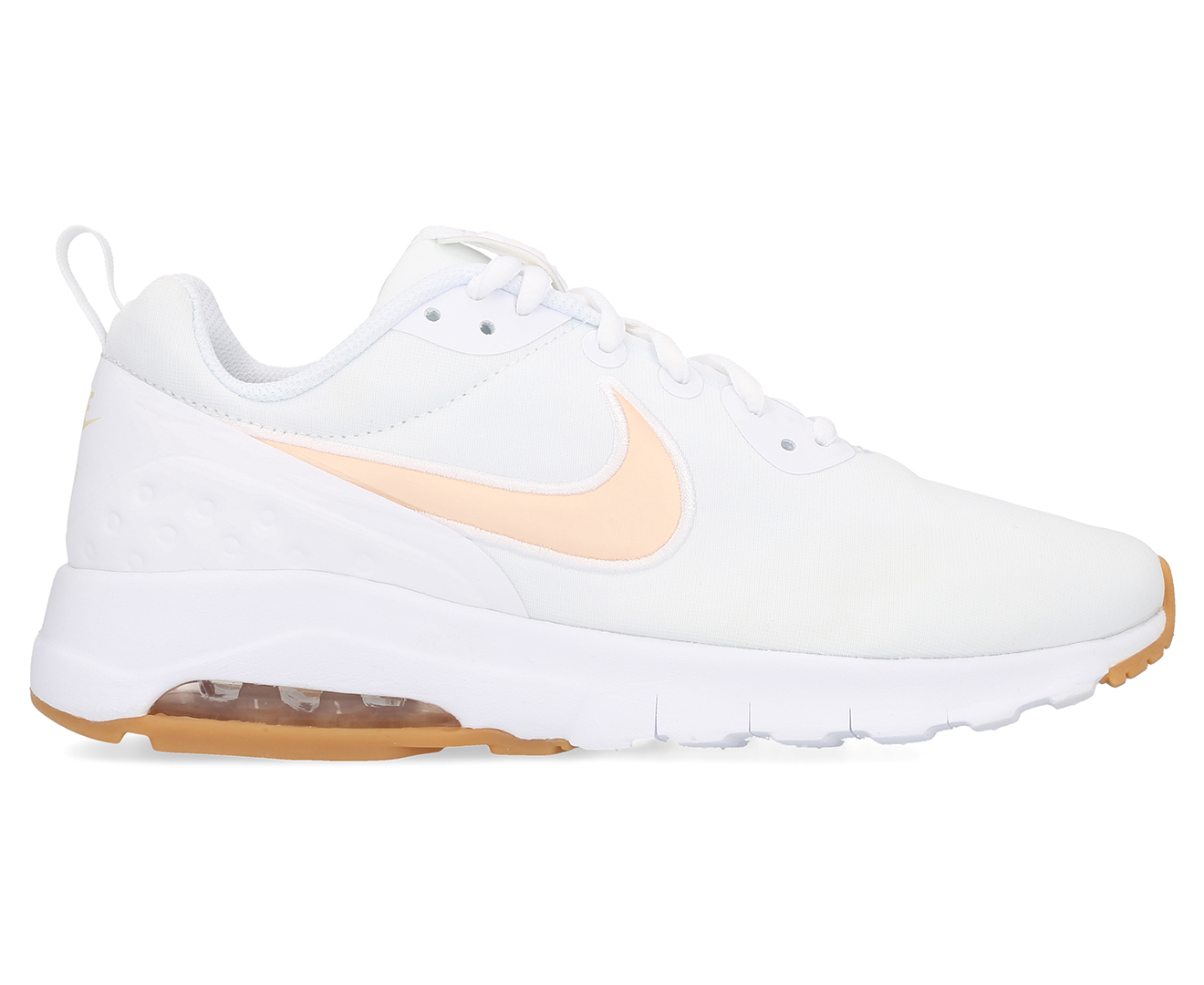 Details about Nike Women's Air Max Motion LW SE Shoe WhiteGuava Ice