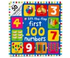 Lift The Flap First 100 Collections 3-Hardcover Board Book Set 2