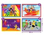 The Wiggles 4-in-1 Puzzle  3
