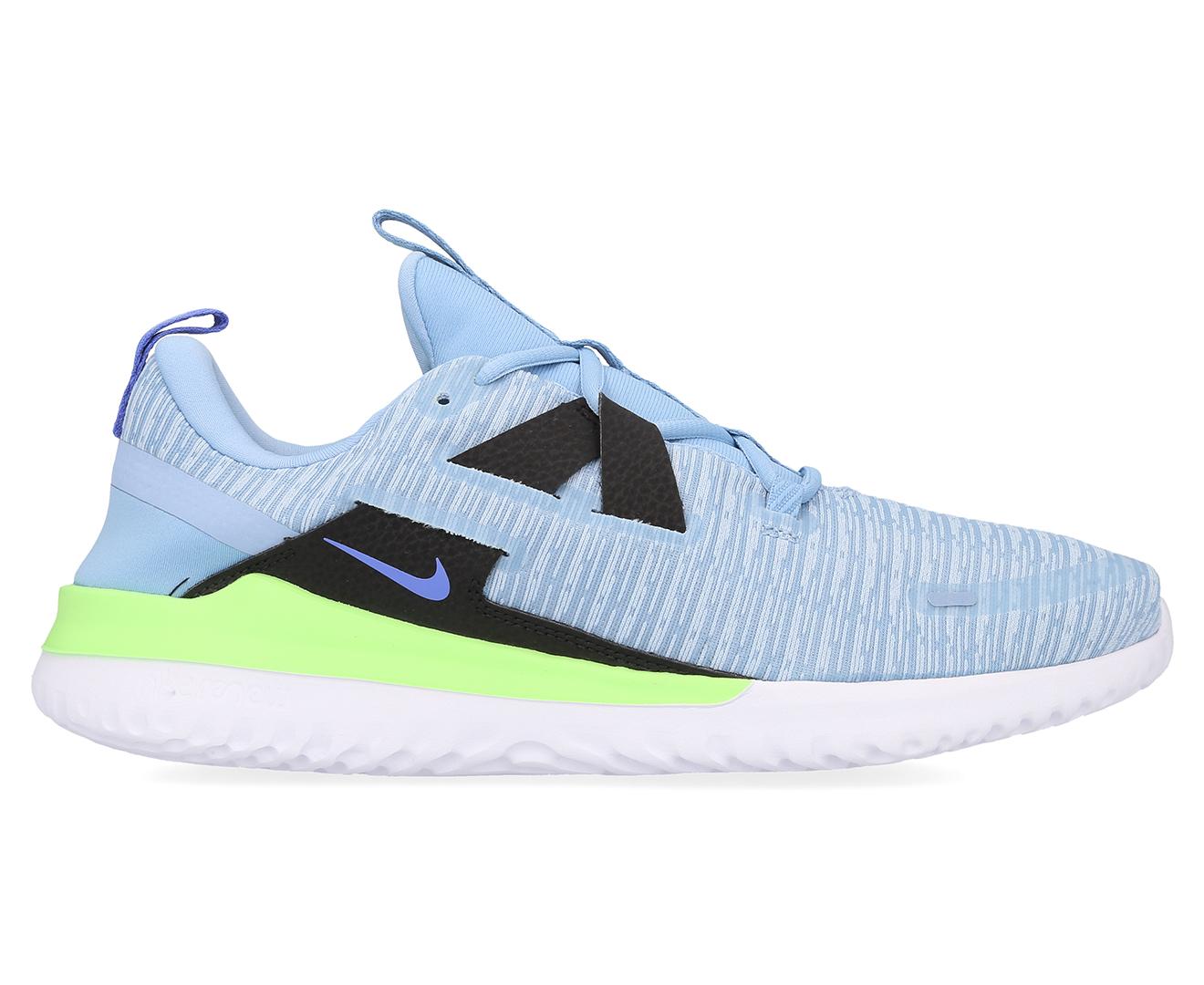 Details about Nike Men's Renew Arena Shoe Hydrogen BlueSapphire