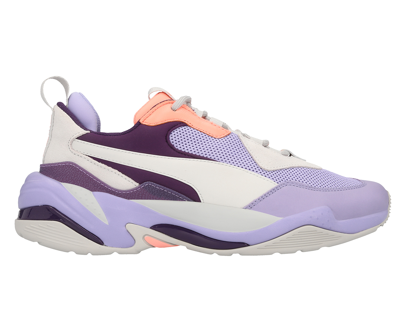 Details about Puma Women's Thunder Spectra Shoe Sweet Lavender Bright Peach