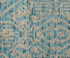 Rug Culture 225x155cm Relic 170 Rectangle Rug - Blue/Grey 4