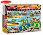 Melissa and Doug Alphabet Express 27-Piece Floor Puzzle 1
