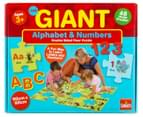 The Giant 90x60cm Alphabet & Numbers Double Sided Floor Puzzle 1