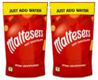 2 x Maltesers Hot Chocolate Pouch 100g 1