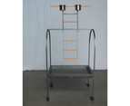 146 cm Large Bird Parrot Playpen Gym Toy Stand On Wheels 1