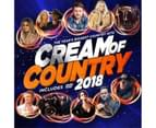 Cream Of Country 2018 CD/DVD 1