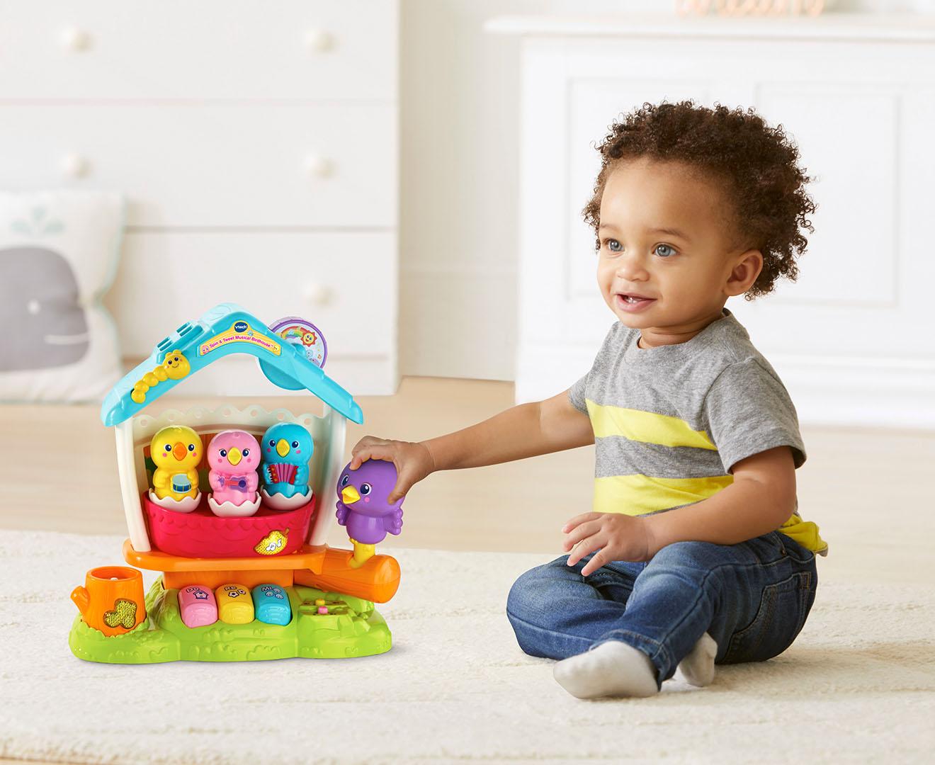 VTech Baby Singing Bird House Toy | Catch.com.au