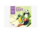 Chalk & Chuckles Boardgame - Claim and Save 1