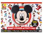 Mickey Giant Sticker Activity Pad 1