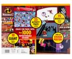 Incredibles 2 Giant Sticker Activity Pad 2