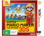 Nintendo 3DS Super Mario Maker - Selects Game 1