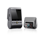 Viofo A129 Duo IR Dual Lens Dual Channel Dash Cam With GPS For Uber Taxi 1