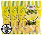3 x Chunky Funkeez Sour Lemon Slices 170g 1