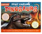 Paint Your Own Dinosaurs Activity Kit 1