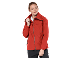 WESTWOOD JACKET WOMENS - volcano red 5