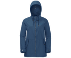 Lewiston Function 65 Travel Jacket Womens - ocean wave 1