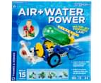 Air + Water Power 165-Piece Science Experiment Kit 1