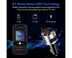 Wireless Bluetooth FM Transmitter Handsfree Call Car Charger MP3 Player for Car Dual USB Ports with Fast Charger for Smartphones BT Electronics 3