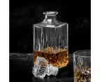 Whiskey Decanter   M&W 2