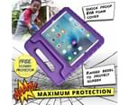 Cooper Dynamo [Rugged Kids Case] Protective Case for iPad 4, iPad 3, iPad 2   Child Proof Cover with Stand, Handle   A1458 A1459 A1460 A1674 (Purple) 3