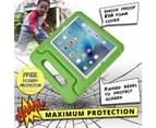 Cooper Dynamo [Rugged Kids Case] Protective Case for iPad 4, iPad 3, iPad 2 | Child Proof Cover with Stand, Handle | A1458 A1459 A1460 A1674 (Green) 3