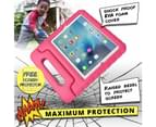 Cooper Dynamo [Rugged Kids Case] Protective Case for iPad 4, iPad 3, iPad 2   Child Proof Cover with Stand, Handle   A1458 A1459 A1460 A1674 (Pink) 3